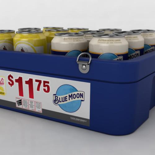 3D Beer Tub